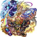 【モンスト】ゼウスと愉快なオリュンポスの神々、家族関係がカオス
