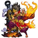 【モンスト】焔摩天(えんまてん)防御力ダウン発動しないのは・・・あのキャラでワンパン?